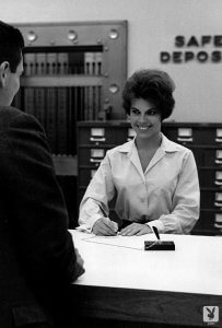 Christa Speck à la Bank of America.