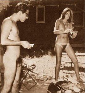 - Ma chérie, j'aime à la folie tes beignets au sirop d'érable, mais là, je vais aller manger des moules chez la voisine.